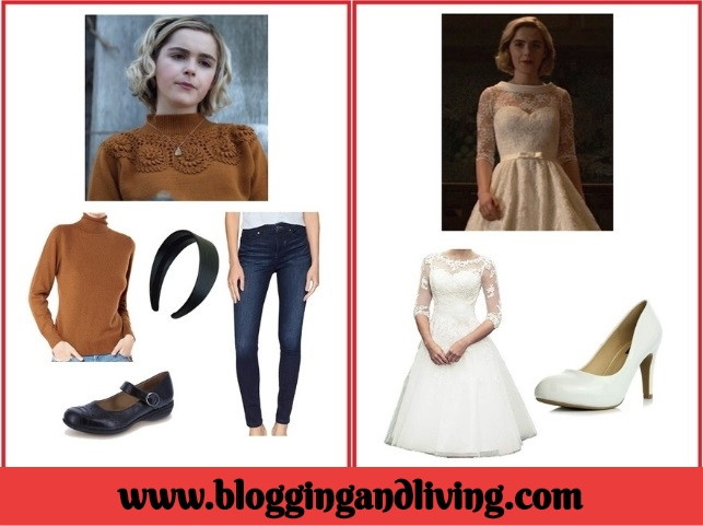 chilling adventures of sabrina outfits