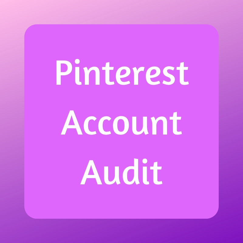 Pinterest Account