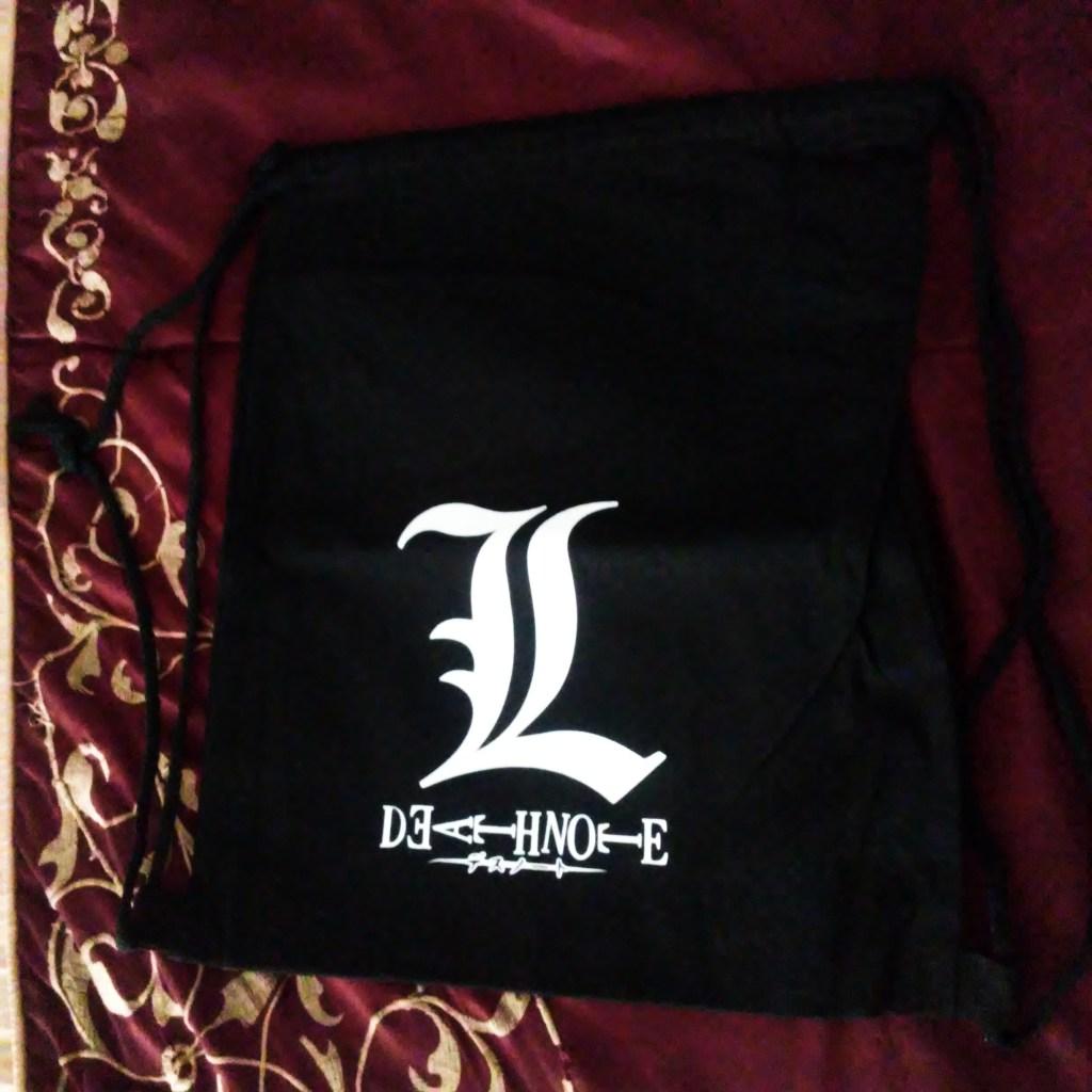 death note bag