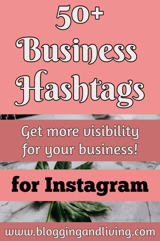 business hashtags