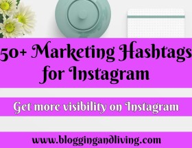 marketing hashtags