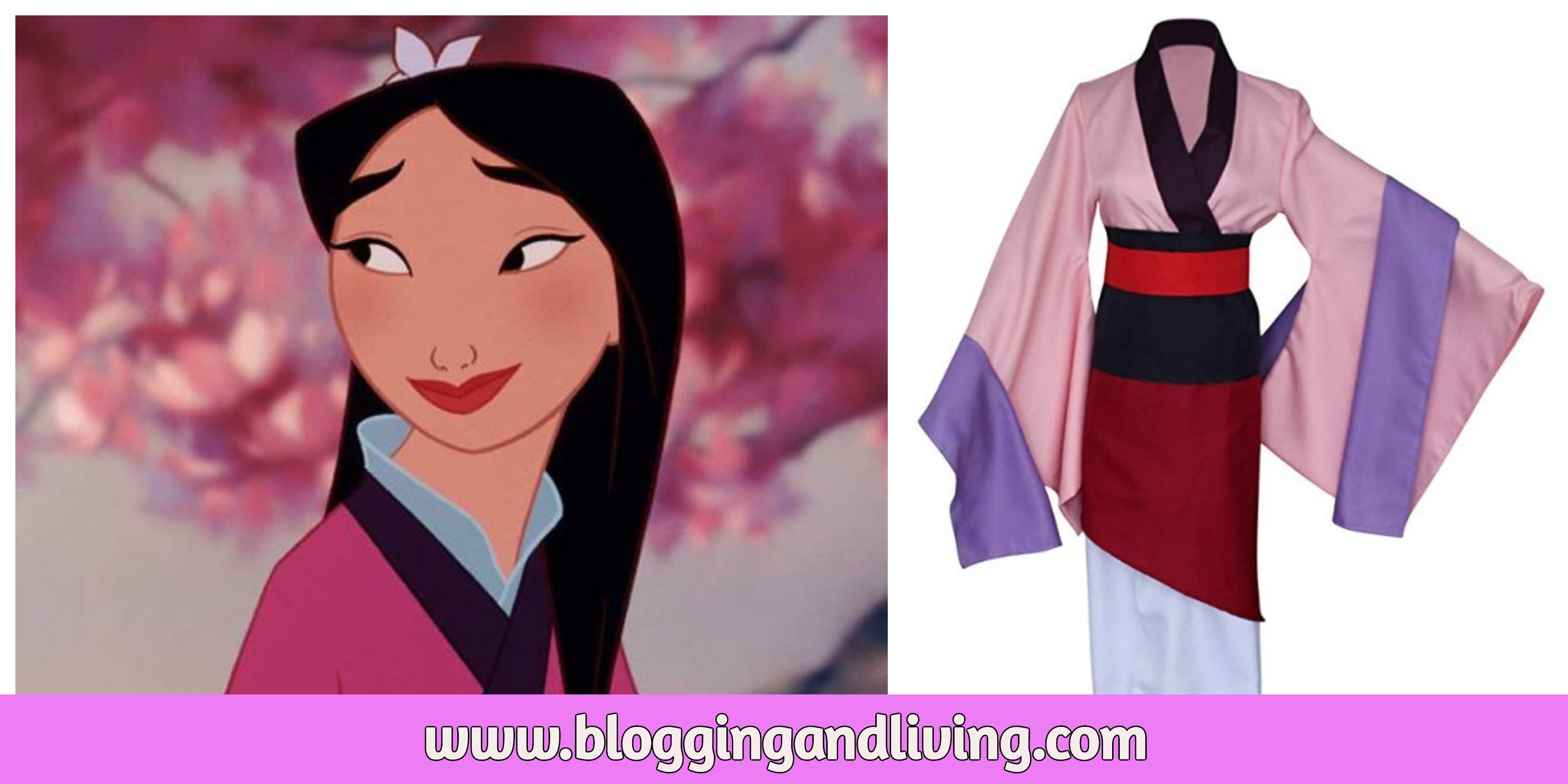 3 Mulan Cosplay Ideas For Halloween Blogging And Living