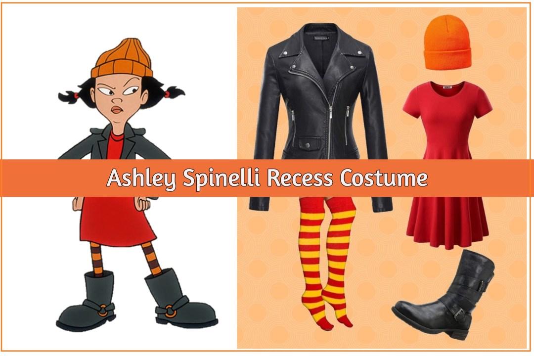 recess costume
