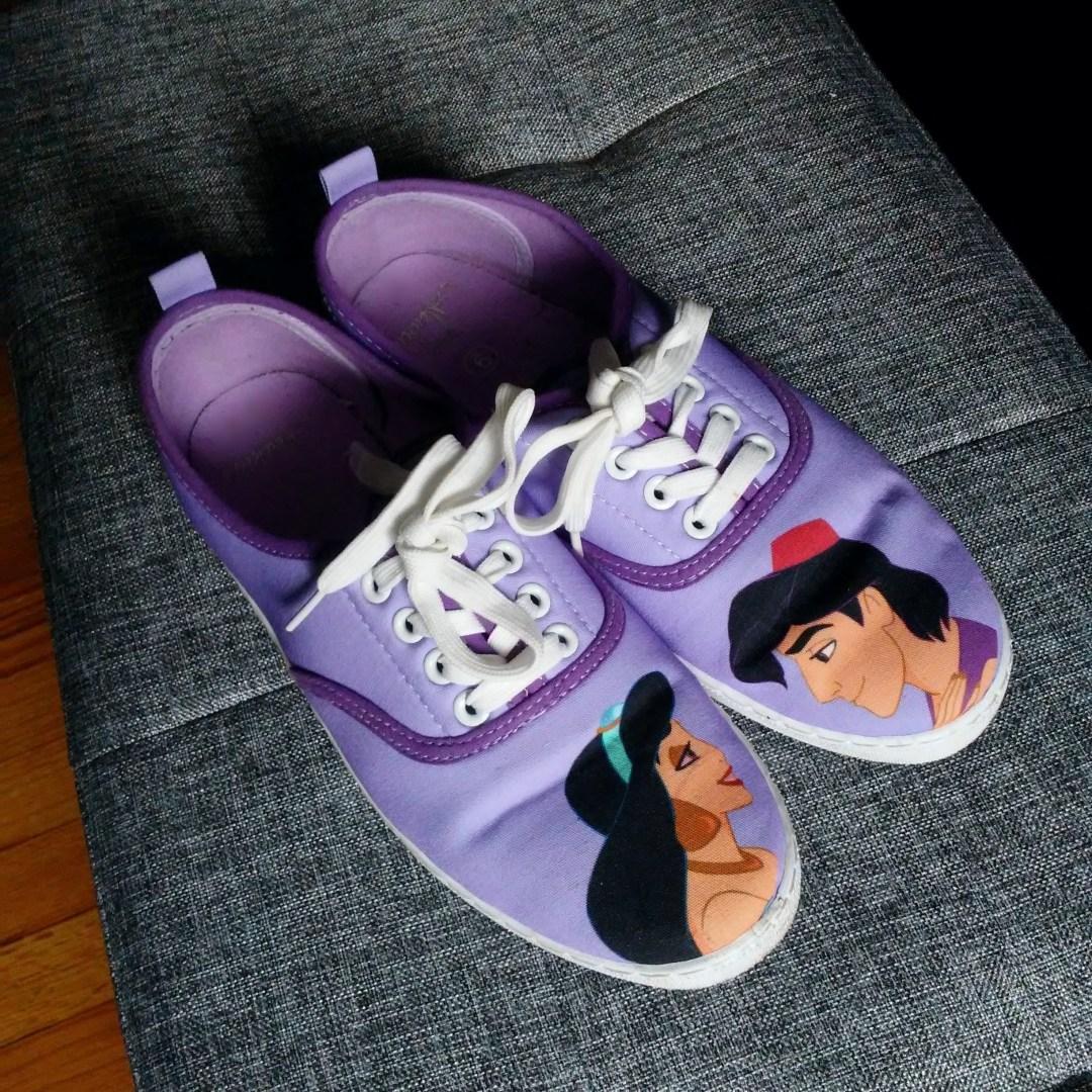 aladdin shoes