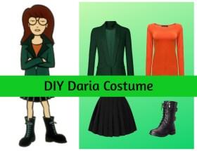 Daria Costume