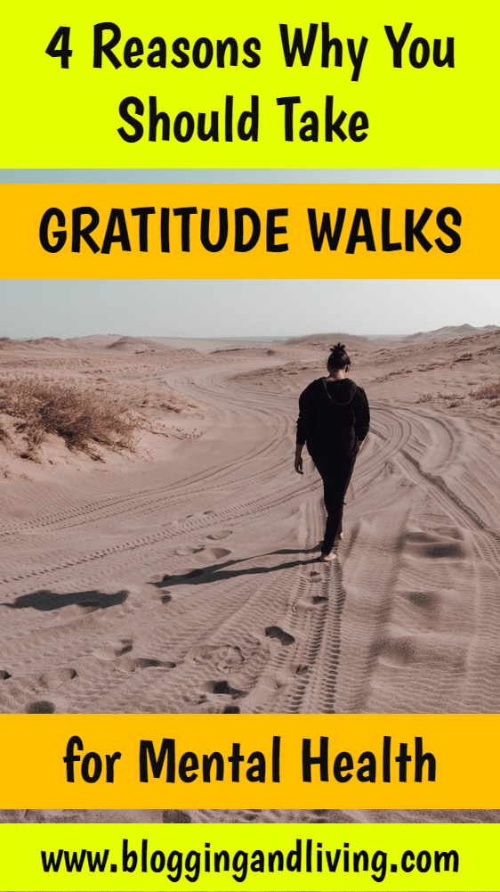 gratitude mental health