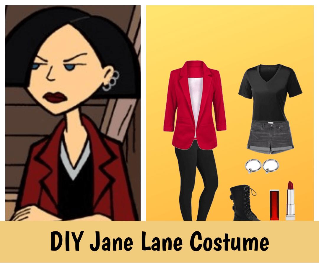 jane lane costume