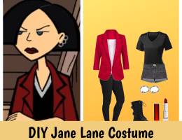 jane lane costume