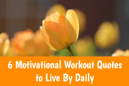 motivational workout quotes