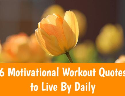 motivational workout quotes