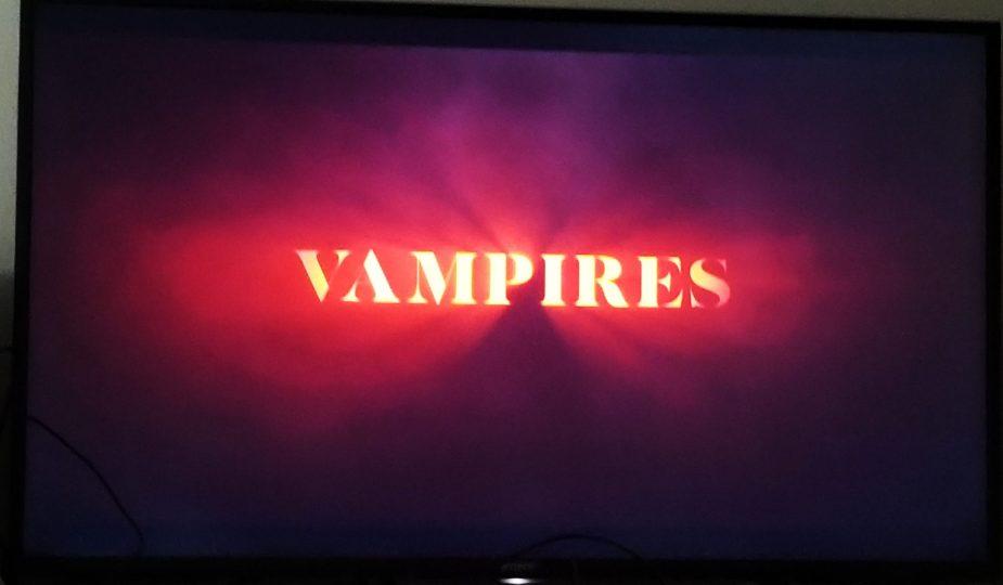 Netflix series Vampires