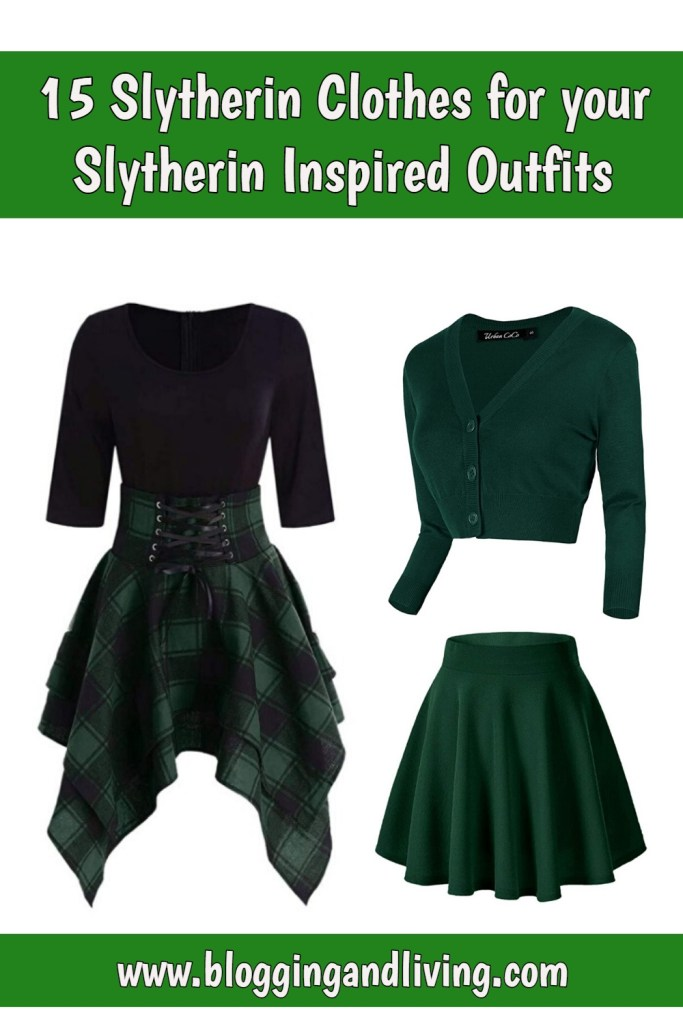Slytherin Clothes