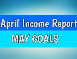 April Income Report