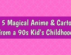 Magical Girl Anime Cartoons