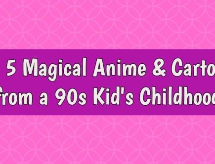 Magical Girl Anime Cartoons