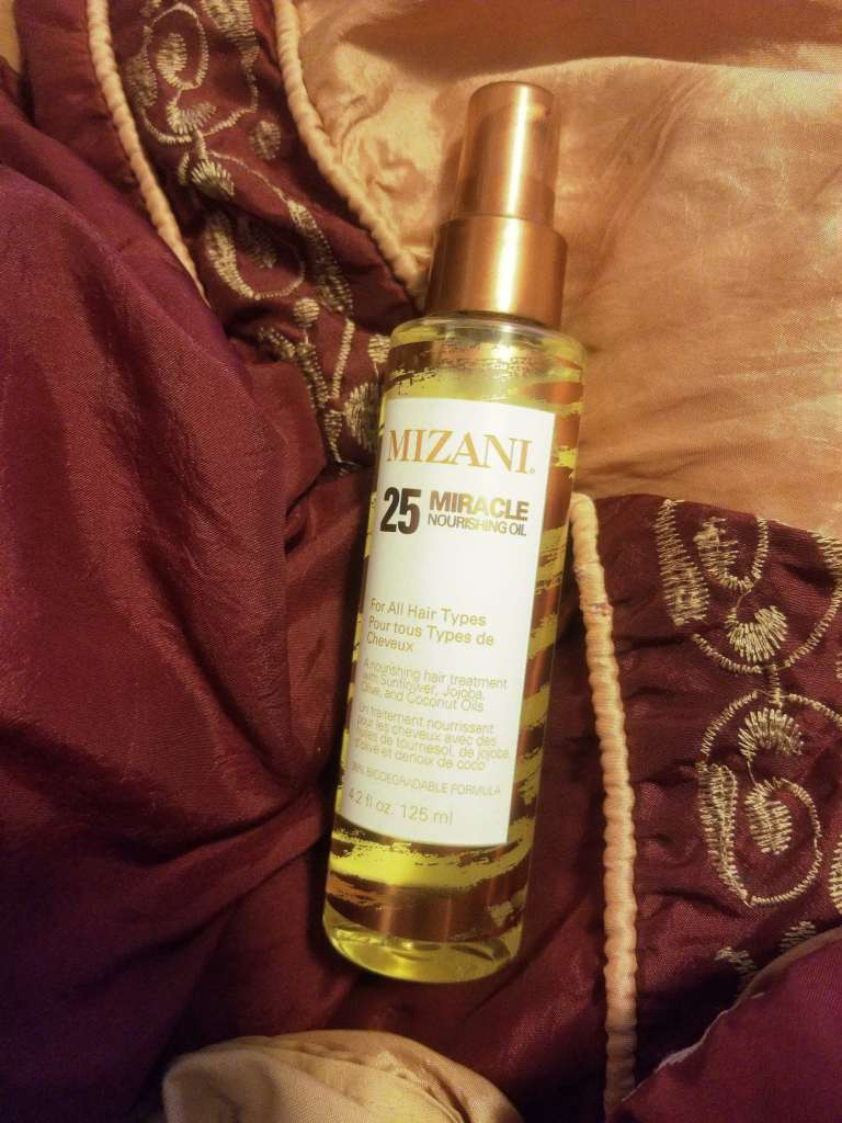 Mizani Oil