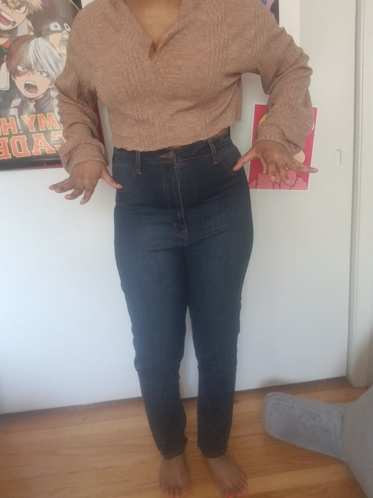 Fashion Nova jeans review