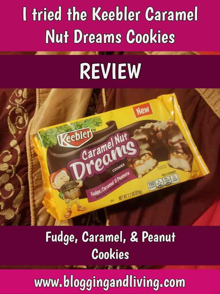 Keebler Caramel Nut Dreams Cookies review