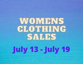 Womens Clothing Sales