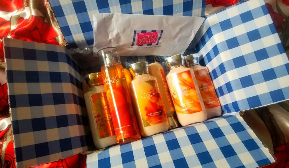 Bath and Body Works review