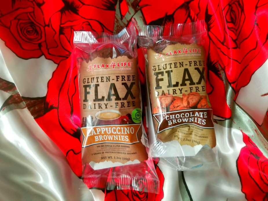 Flax 4 Life brownies