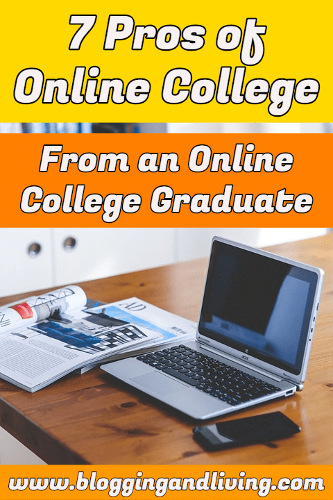 7 Pros of Online College | From an Online College Graduate