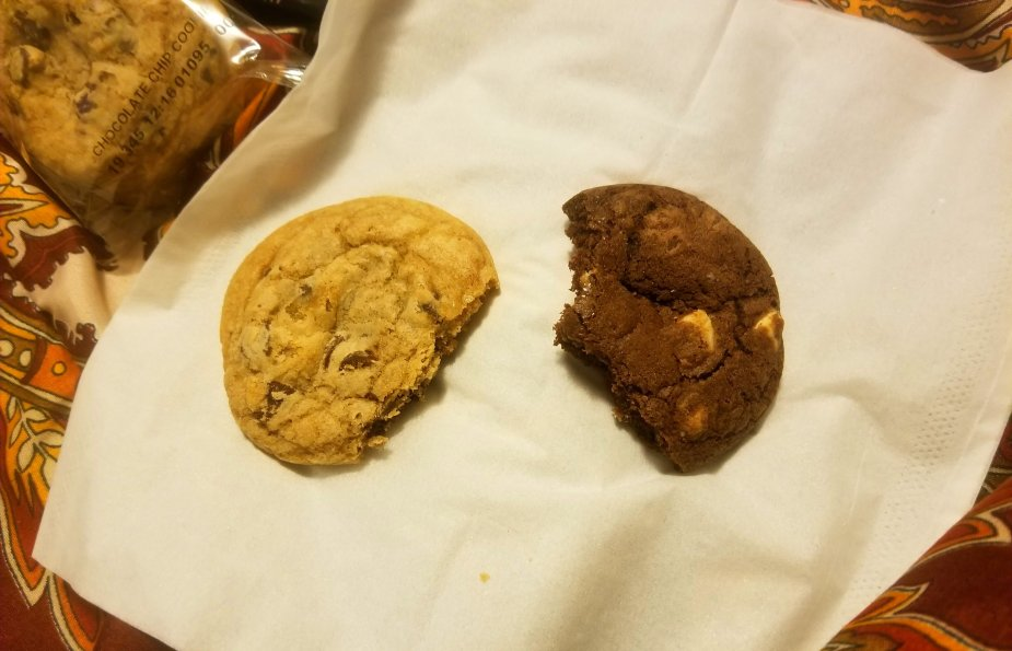 Cookies Review