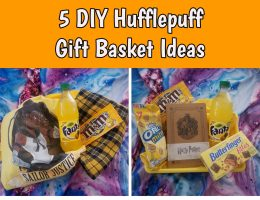 Hufflepuff Gift Ideas