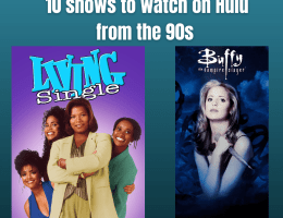 90s Shows on Hulu