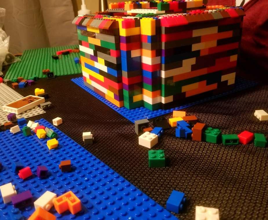 Lego Dupe