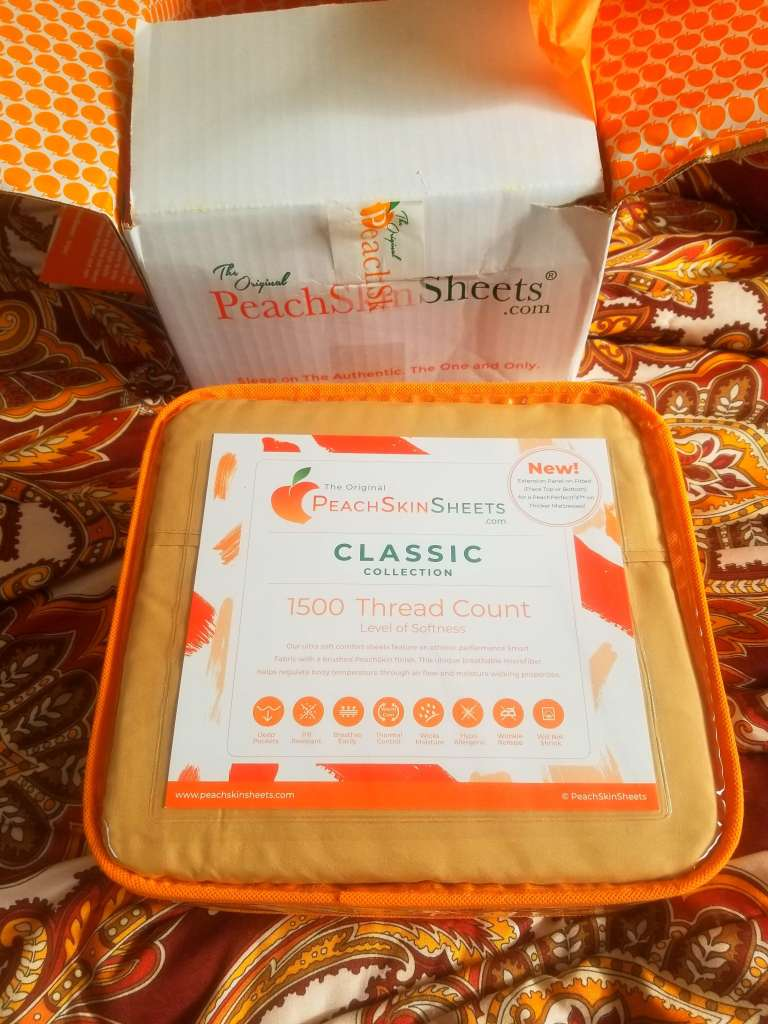 Peachskin sheets review