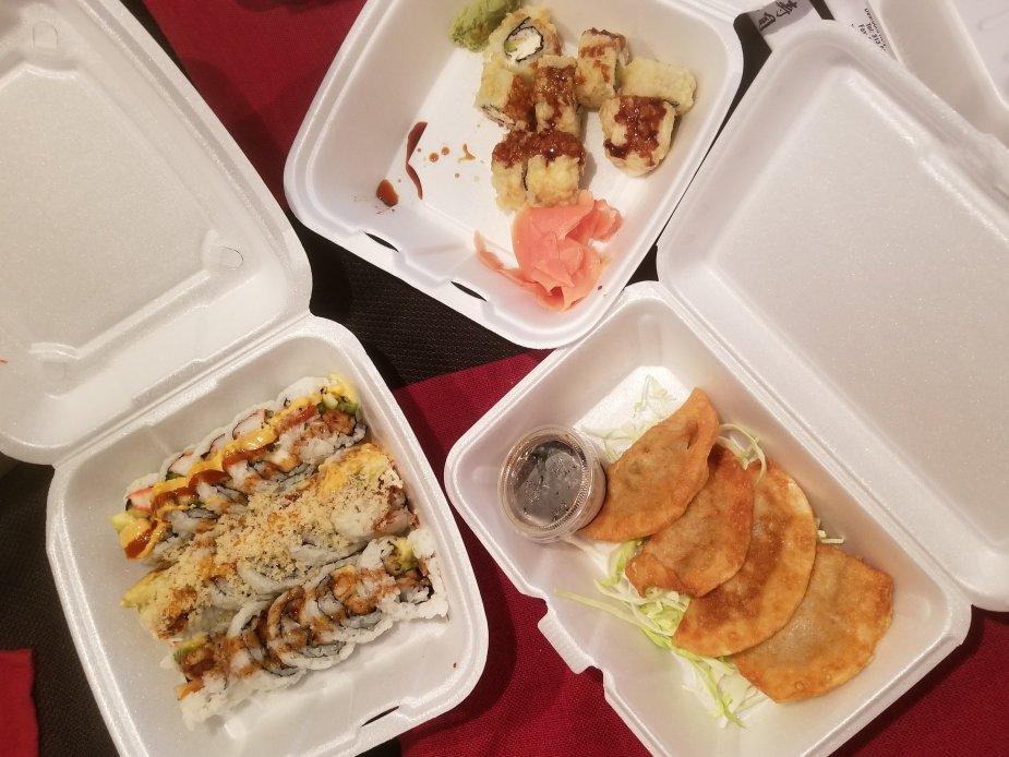 Oyaki Sushi Dearborn Michigan