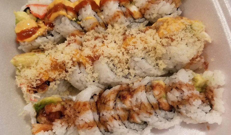 Oyaki Sushi Review