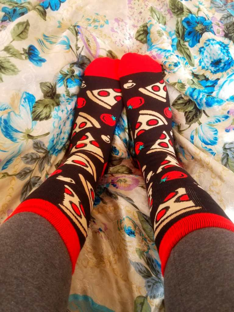 pizza socks
