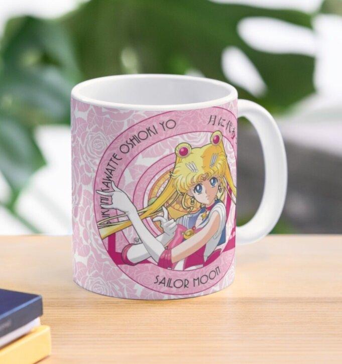 Sailor Moon mug