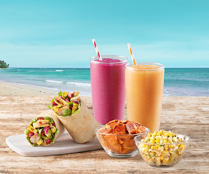 What's New: Tropical Smoothie Cafe with Limited-Time Tropic Hits | Food