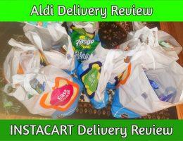 Aldi Delivery Review