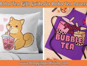 boba tea gift