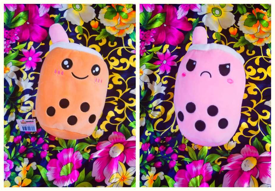 boba tea plush