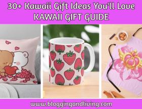 kawaii gift ideas