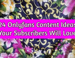 onlyfans content ideas