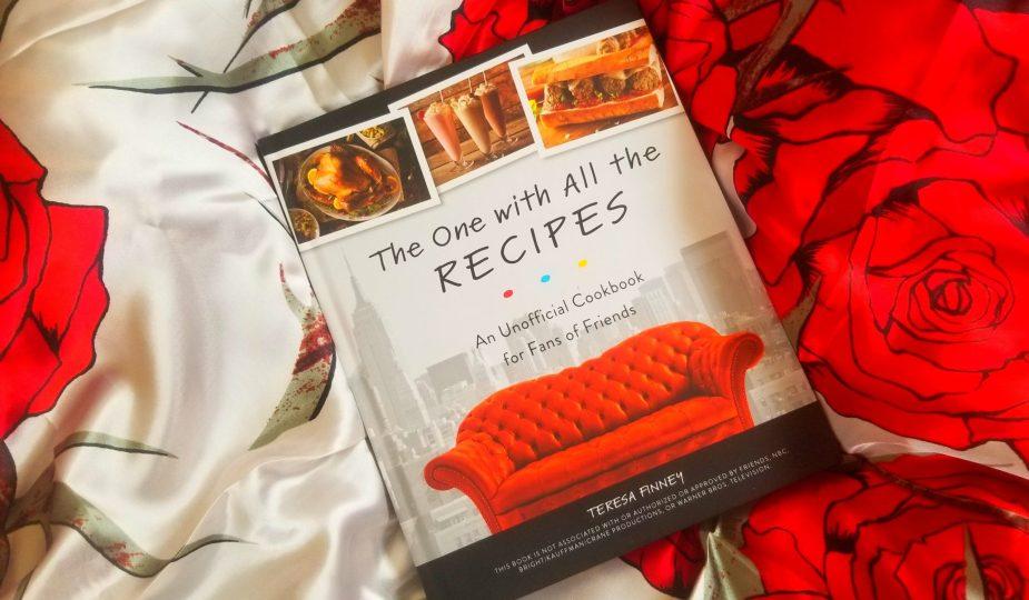 unofficial Friends cookbook
