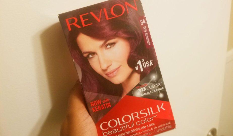 Revlon Colorsilk review