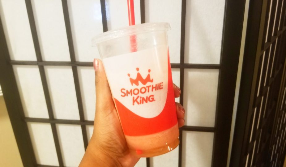 smoothie king review