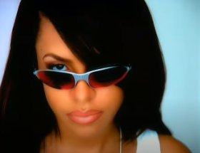 One in a million Aaliyah