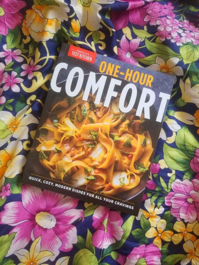 one hour comfort food