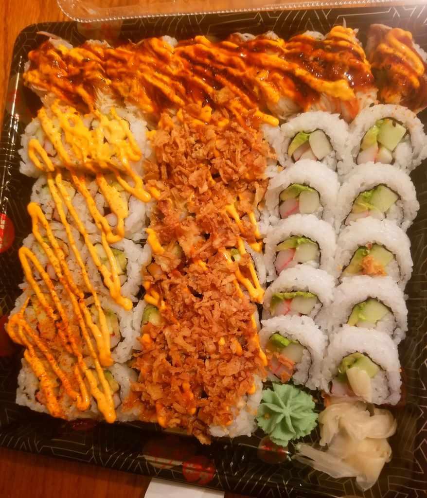 sushi kroger