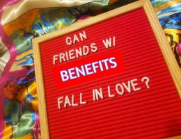 can friends with benefits fall in love