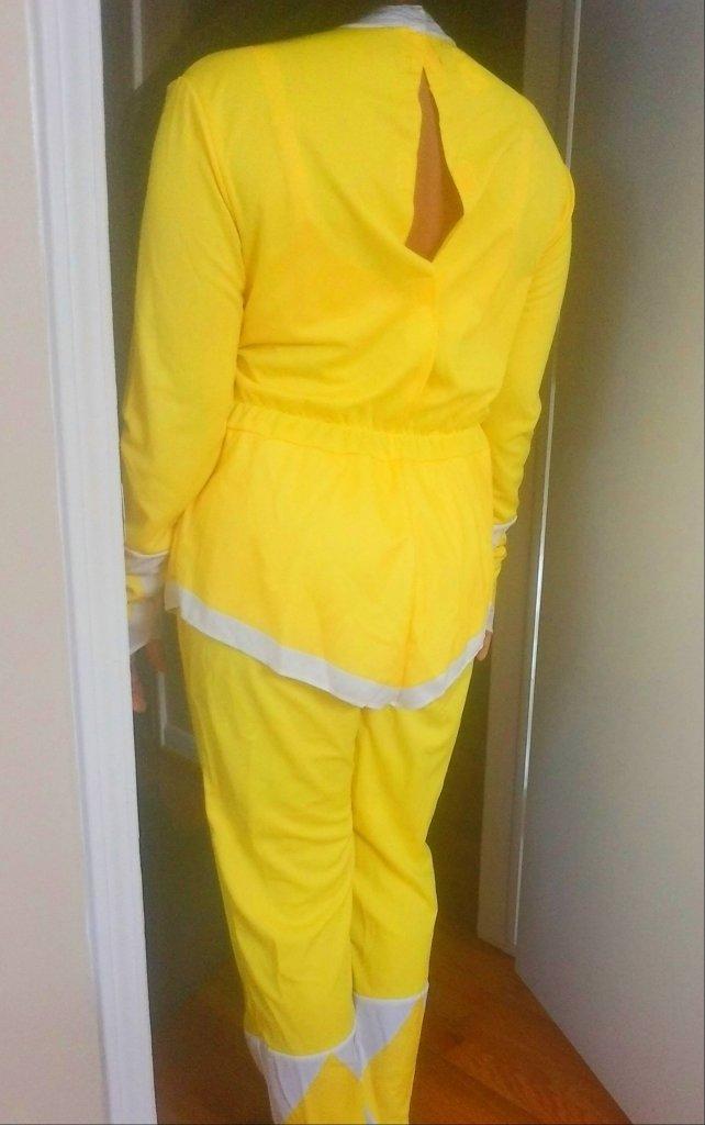 see through costume