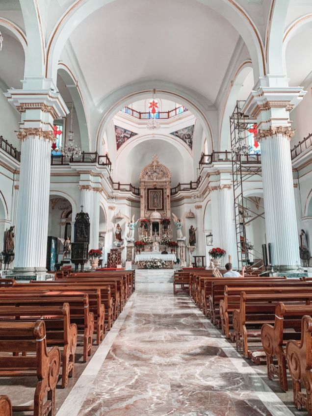 Puerto Vallarta, Mexico - Parish of Our Lady of Guadalupe